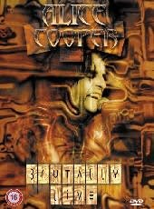 ALICE COOPER, BRUTALLY LIVE, DVD