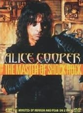 ALICE COOPER, THE MASTER OF SHOCK ROCK, DVD