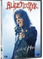 ALICE COOPER, LIVE AT MONTREUX 2005, 2DVD