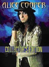 ALICE COOPER, BRUTALLY LIVE/GOOD TO(BOX, DVD