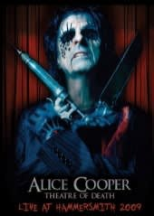 ALICE COOPER, THEATRE OF DEATH, 2DVD