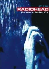 RADIOHEAD, LIVE AT THE ASTORIA 27-5-1994, DVD