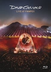 DAVID GILMOUR, LIVE AT POMPEII, 2DVD