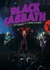 BLACK SABBATH, GATHERED IN THEIR MASSES, DVD