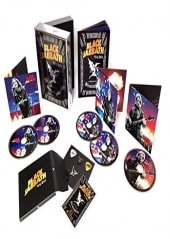 BLACK SABBATH, END (LIVE F/T.., DELUXE ED., 5DVD