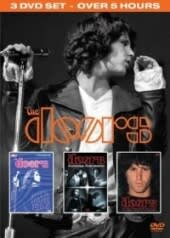 DOORS, THE DOORS BOX, 3DVD