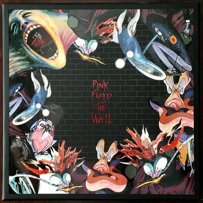 PINK FLOYD, WALL-IMMERSION BOX SET, 7CD
