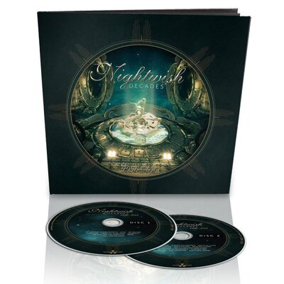 NIGHTWISH, DECADES, LTD/EARBOOK, 2CD