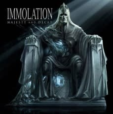 IMMOLATION, MAJESTY & DECAY, Vinyl LP