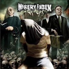 MISERY INDEX, TRAITORS, Vinyl LP