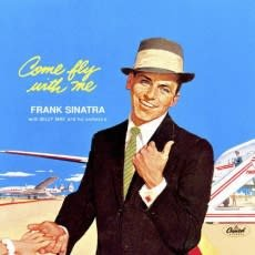FRANK SINATRA, COME FLY WITH ME, Vinyl LP