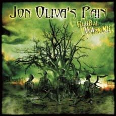 JON OLIVA'S PAIN, GLOBAL WARNING-LTD.PICTUR, Vinyl LP