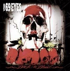 69 EYES, BACK IN BLOOD-PIC.VINYL, Vinyl LP