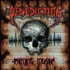 BENEDICTION, KILLING MUSIC, Vinyl LP