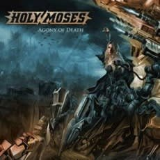 HOLY MOSES, AGONY OF DEATH, Vinyl LP