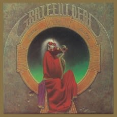 GRATEFUL DEAD, BLUES FOR ALLAH, Vinyl LP