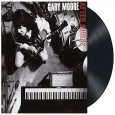 GARY MOORE, AFTER HOURS, REISSUE, Vinyl LP