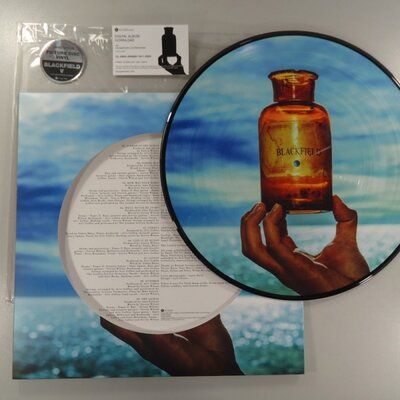 BLACKFIELD, V, LTD., Vinyl LP