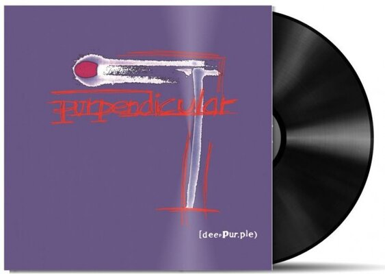 DEEP PURPLE, PURPENDICULAR, Vinyl LP