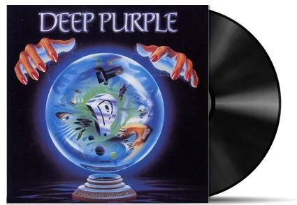 DEEP PURPLE, SLAVES & MASTERS, VINYL LP
