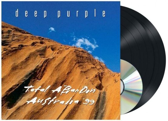 DEEP PURPLE, Total Abandon - Australia '99, Ltd., Vinyl LP