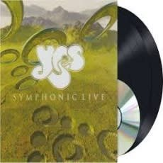 YES, SYMPHONIC LIVE LTD., Vinyl LP