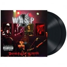 W.A.S.P., DOUBLE LIVE ASSASSINS, Vinyl LP