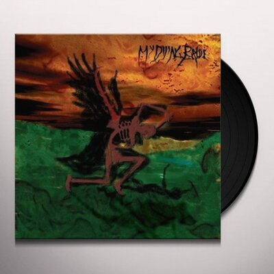 MY DYING BRIDE, DREADFUL HOURS, Vinyl LP