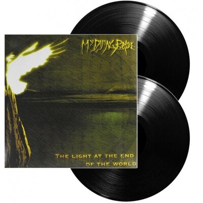 MY DYING BRIDE, LIGHT AT THE END OF THE.., Vinyl LP
