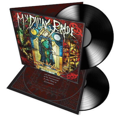 MY DYING BRIDE, FEEL THE MISERY, Vinyl LP