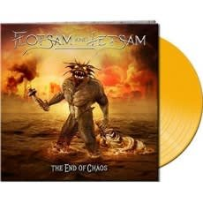 FLOTSAM AND JETSAM, END OF CHAOS LTD., Vinyl LP