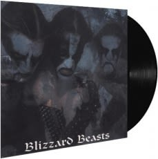 IMMORTAL, BLIZZARD BEASTS, Vinyl LP
