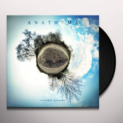 ANATHEMA, WEATHER SYSTEMS , Vinyl LP