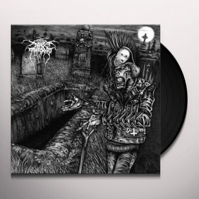 DARKTHRONE, F.O.A.D., Vinyl LP