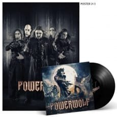 POWERWOLF, BLESSED & POSSESSED, Vinyl LP