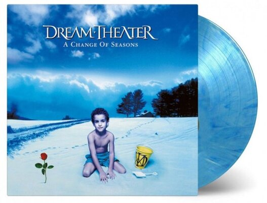DREAM THEATER, A CHANGE OF.., COLOURED, Vinyl LP