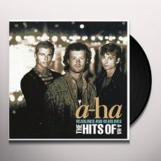 A-HA, HEADLINES & DEADLINES, Vinyl LP