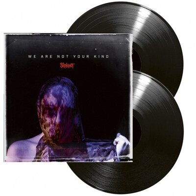 SLIPKNOT, WE ARE NOT YOUR KIND, Vinyl LP