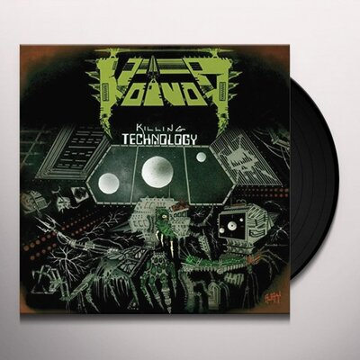 VOIVOD, KILLING TECHNOLOGY, Vinyl LP