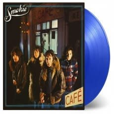SMOKIE, MIDNIGHT CAFE, COLOURED, Vinyl LP