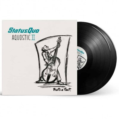 STATUS QUO, AQUOSTIC II - THAT S A FACT, Vinyl LP