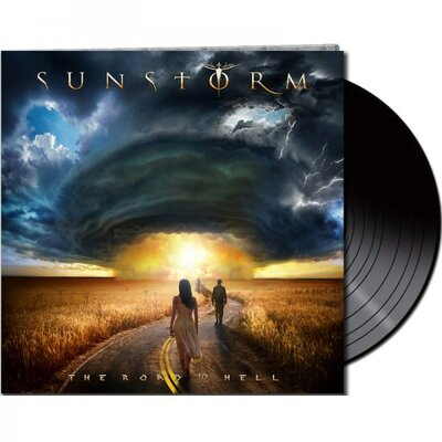 SUNSTORM, ROAD TO HELL, Vinyl LP