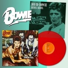 DAVID BOWIE, DIAMOND DOGS, ANNIV. LTD, Vinyl LP