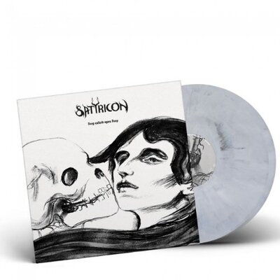 SATYRICON, DEEP CALLETH..,PICTURE LTD., Vinyl LP