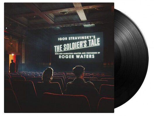 ROGER WATERS, SOLDIER'S TALE, HQ., Vinyl LP