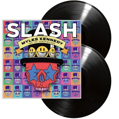 SLASH, LIVING THE DREAM, Vinyl LP