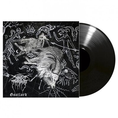 DARKTHRONE, GOATLORD, Vinyl LP