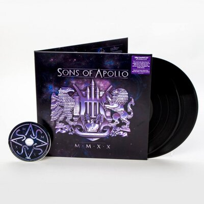 SONS OF APOLLO, MMXX, LP CD/GATEFOLD, Vinyl LP