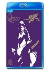 QUEEN, LIVE AT THE RAINBOW, BLU-RAY