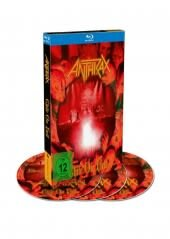 ANTHRAX, CHILE ON HELL, 2CD BLRY, BLU-RAY
